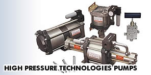 Pump Manufacturer : High Pressure Technologies LLC