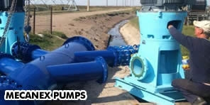 Pump Manufacturer : SC Mecanex SA