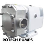 Pump Manufacturer : Rotech Pumps & Systems Inc