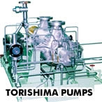 Pump Manufacturer : Torishima Pump Mfg co