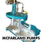 Pump Manufacturer : McFarland-Tritan, LLC
