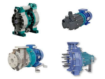 Pump Manufacturers Italy ARGAL CHEMICAL PUMPS