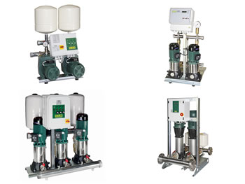 Pump Manufacturers Italy DAB PUMPS S.p.A.