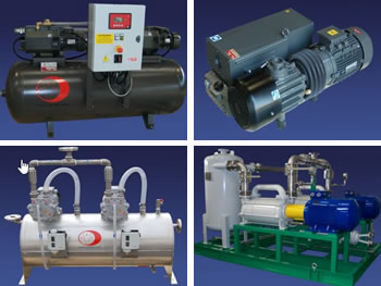 Pump Manufacturers Italy general europe vacuum srl GEV